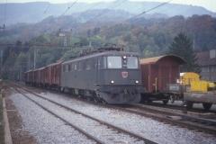 CS21D 06 CFF Ae 66 11437 Steinen 20-10-1989 DMS CS21D 06