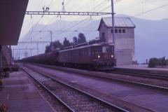 BLS Ae 88 Ausserberg 18-09-1982 DMS CS02D 21
