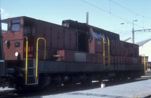Locomotives de manoeuvre et tracteurs