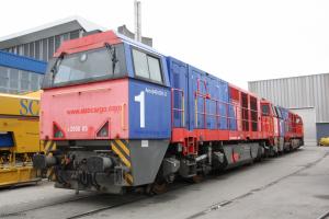 Locomotives thermiques