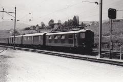 Auvernier 49 CFF Re 44 10015 Direct Juin 1959 Photo Schetty