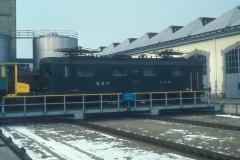 CFF Re 44 I 10019 Yverdon 26-02-1982 DMS CS02A 02