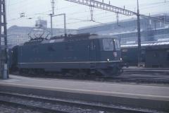 CS29C 19 CFF Re 44 II 11102 Verte Zürich 21-01-1994 DMS CS29C 19