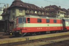 NSD 01 39 43-44 CFF Re 44 II 11106 SE Lausanne 13-04-1976_Mario_Stefani